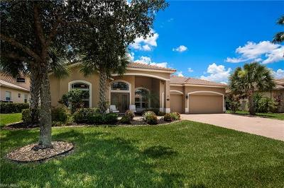 Estero Single Family Home For Sale: 20819 Torre Del Lago St