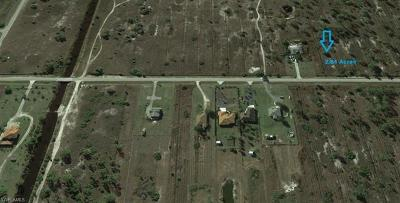 Naples Residential Lots & Land For Sale: Tract 98 NE 56th Ave