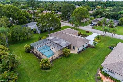 Fort Myers Single Family Home For Sale: 1431 Claret Ct