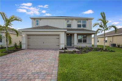 Cape Coral Single Family Home For Sale: 3414 Cancun Ct