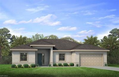 Cape Coral Single Family Home For Sale: 2025 SW 19th Pl