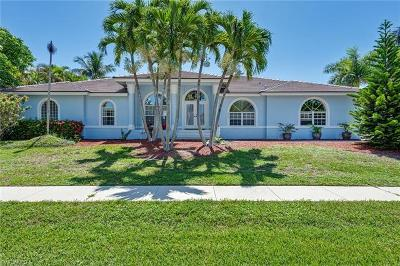 Marco Island Single Family Home For Sale: 217 Castaways St