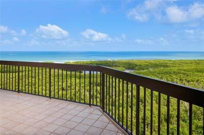 Condo/Townhouse For Sale: 6001 Pelican Bay Blvd #1604