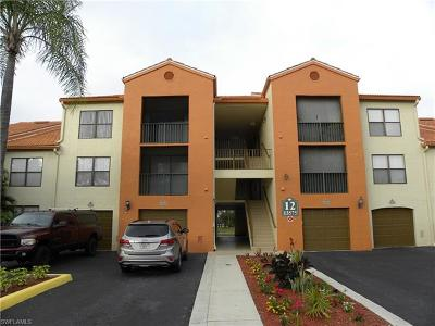 Fort Myers Condo/Townhouse For Sale: 13575 Eagle Ridge Dr #1214