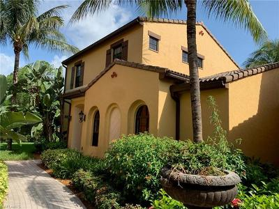 Lely Resort Condo/Townhouse For Sale: 9117 Chula Vista St #11802