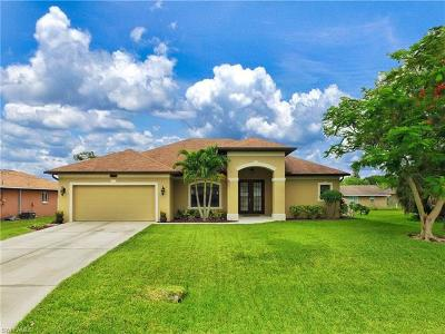 Cape Coral Single Family Home For Sale: 1331 SW 6th Pl
