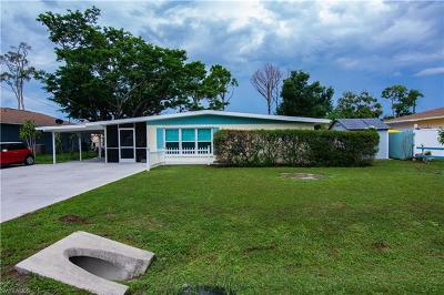 Fort Myers Single Family Home For Sale: 18362 Ostego Dr