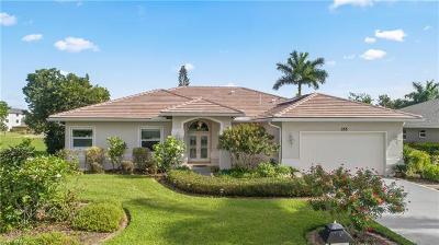 Naples Single Family Home For Sale: 355 Saint Andrews Blvd