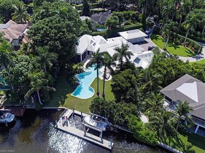 Marco Island, Naples Single Family Home For Sale: 2361 Lantern Ln