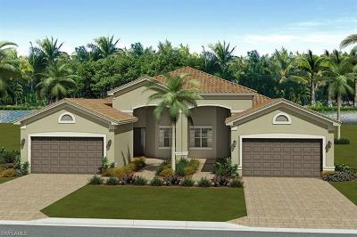 Fort Myers Single Family Home For Sale: 11653 Lakewood Preserve Pl