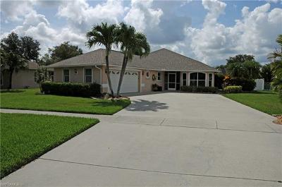Naples Single Family Home For Sale: 3240 Orange Grove Trl