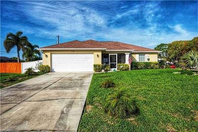 Cape Coral Single Family Home For Sale: 712 NE 1st Pl
