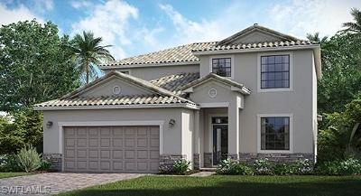 Fort Myers Single Family Home For Sale: 11597 Onyx Cir