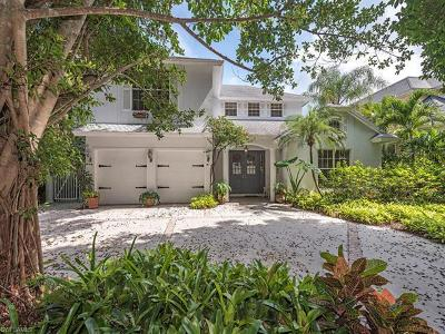 Naples Single Family Home For Sale: 255 N 2nd Ave