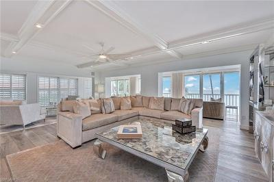 Moorings Condo/Townhouse For Sale: 3377 N Gulf Shore Blvd #2D