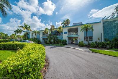 Condo/Townhouse For Sale: 1295 S Gulf Shore Blvd #118