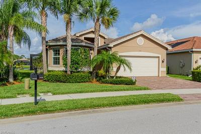 Fort Myers Single Family Home For Sale: 10103 Mimosa Silk Dr