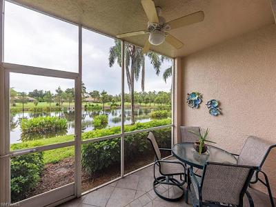 Naples Condo/Townhouse For Sale: 8365 Heritage Links Ct #1714