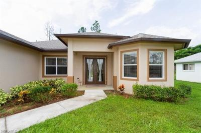 Naples Single Family Home For Sale: 1940 NE 47th Ave