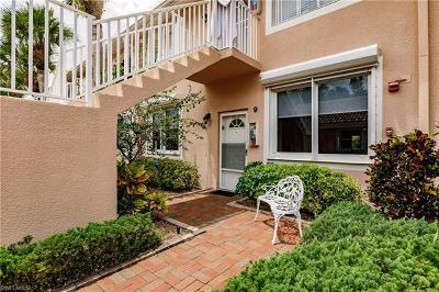 Naples Condo/Townhouse For Sale: 6590 Beach Resort Dr #9