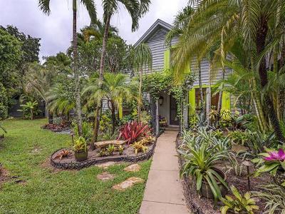 Naples Single Family Home For Sale: 1307 Solana Rd #B-5