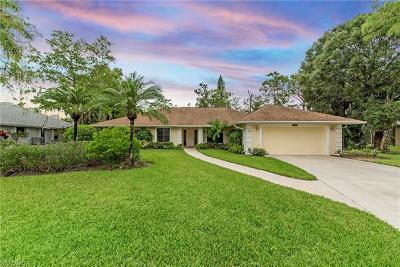 Naples Single Family Home For Sale: 2008 Imperial Golf Course Blvd