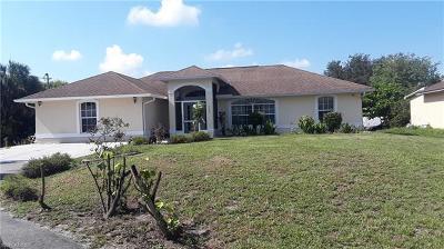 Naples Single Family Home For Sale: 3840 NE 35th Ave