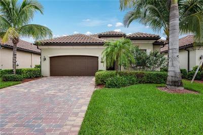 Single Family Home For Sale: 3126 Aviamar Cir
