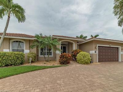 Marco Island Single Family Home For Sale: 1455 Belvedere Ave