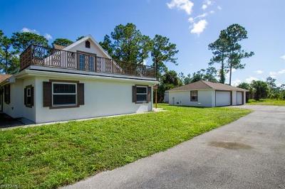 Naples Single Family Home For Sale: 190 NE 12th St
