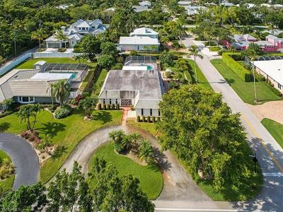 Naples Single Family Home For Sale: 510 N 4th Ave
