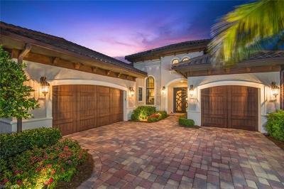 Naples Single Family Home For Sale: 6428 Costa Cir