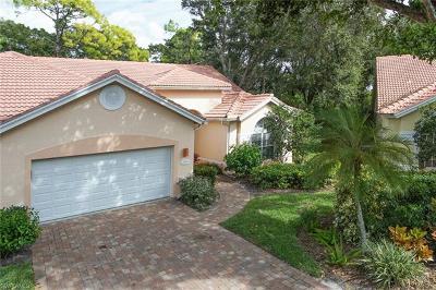 Naples Single Family Home For Sale: 15198 Storrington Pl #J-101