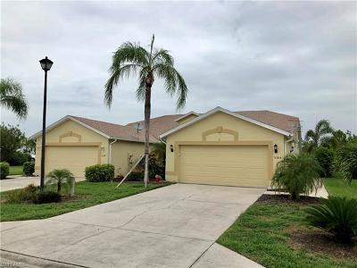 Naples Single Family Home For Sale: 5384 Whitten Dr #30
