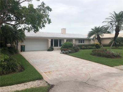 Naples Single Family Home For Sale: 176 W Pago Pago Dr