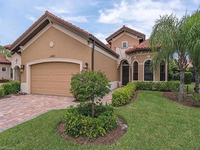 Naples Single Family Home For Sale: 15922 Secoya Reserve Cir