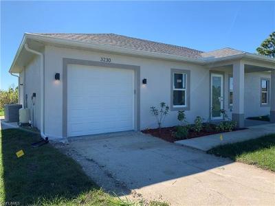 Naples Single Family Home For Sale: 3230 NE 37th Ave