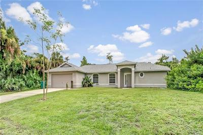 Naples Single Family Home For Sale: 270 SW 17th St