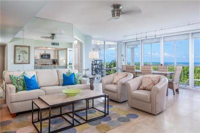Condo/Townhouse For Sale: 6101 Pelican Bay Blvd #402