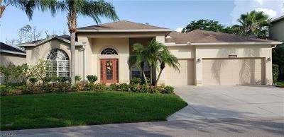 Estero Single Family Home For Sale: 21519 Belhaven Way