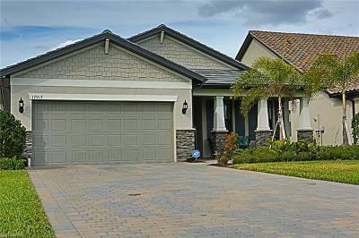 Estero Single Family Home For Sale: 17017 Ashcomb Way