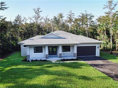 Naples Single Family Home For Sale: 622 NW 20th Ave