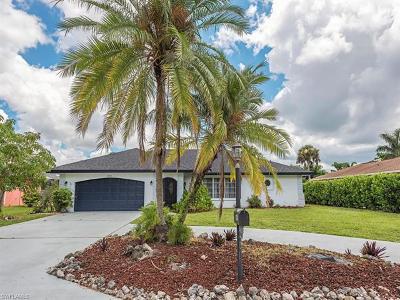 Naples Single Family Home For Sale: 245 Baltusrol Dr