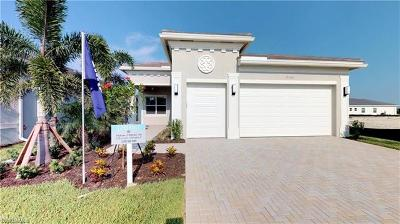 Bonita Springs Single Family Home For Sale: 28624 Montecristo Loop