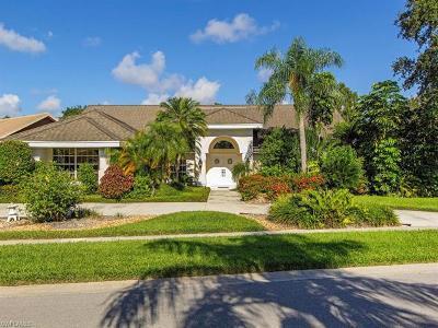 Naples Single Family Home For Sale: 245 Monterey Dr