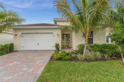 Fort Myers Single Family Home For Sale: 15241 Floresta Ln