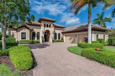 Naples Single Family Home For Sale: 7405 Byrons Way