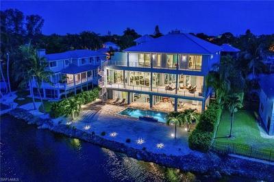 Bonita Springs Single Family Home For Sale: 3890 Aloha Ln