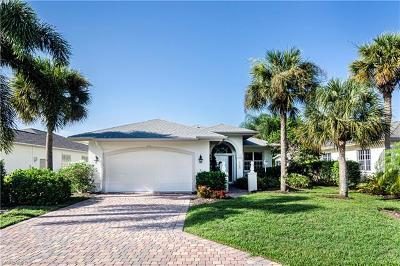 Naples Single Family Home For Sale: 1163 Imperial Dr