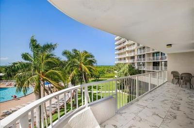 Marco Island Condo/Townhouse For Sale: 440 Seaview Ct #306